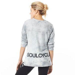 Soulcycle Tie Dye Sweatshirt